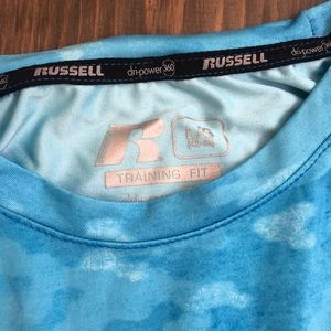 Russell Athletic Shirts - Men's Dri-Power 360 Athletic Shirt
